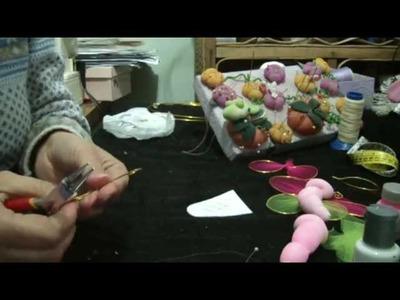 Muñecos Soft. mariposa  con alas alambre 3.4. proyecto 58