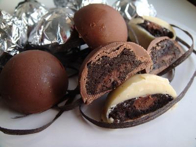 OREO Y NUTELLA BOMBONES   #279 #