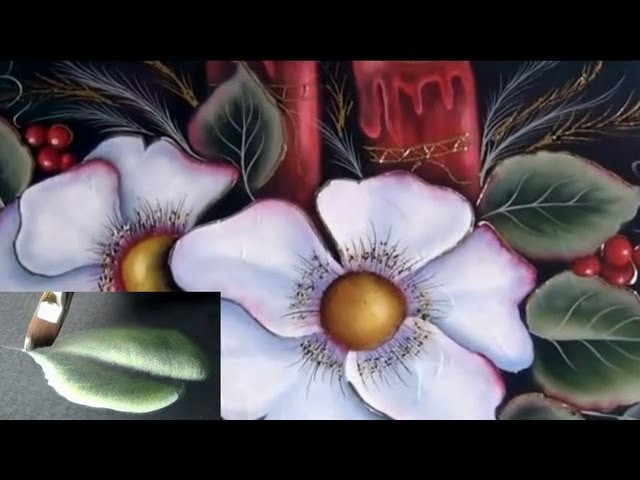 Pintura Decorativa Regalo Navidad *Christmas Painting* Julius Ortega Entrevista Mathie Pintura Facil