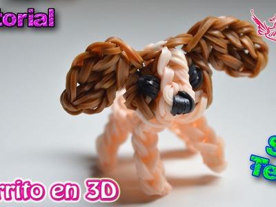 ♥ Tutorial: Perrito en 3D de gomitas (sin telar) ♥