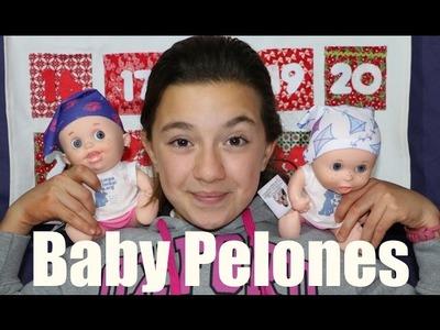 Baby Pelones y calendario de adviento