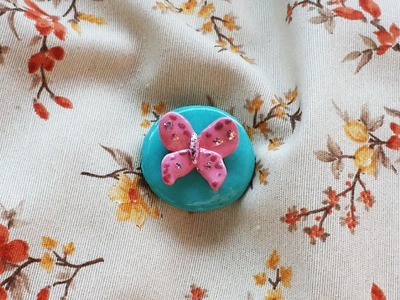 Cómo  hacer imperdibles de mariposas para adornar | facilisimo.com