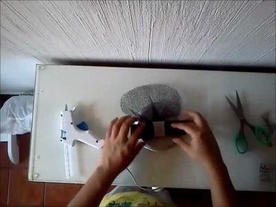 Cómo hacer un tocado para el cabello