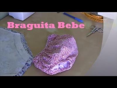 Confección Braguita Bebe