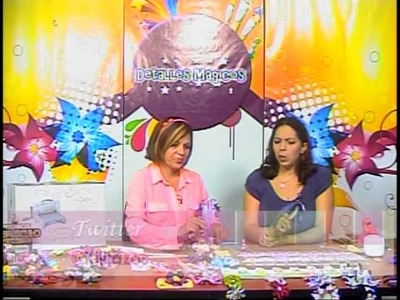 Detalles Magicos con MimiLuna Invitada Kili Lazos LAZOS y CINTILLOS parte 1