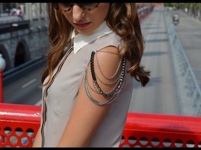 DIY: blusa rockera