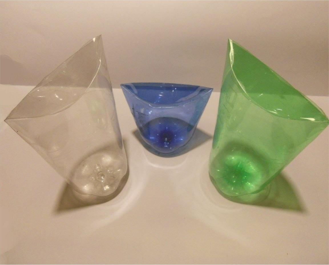 Reutilizando botellas plásticas - EL TUBO