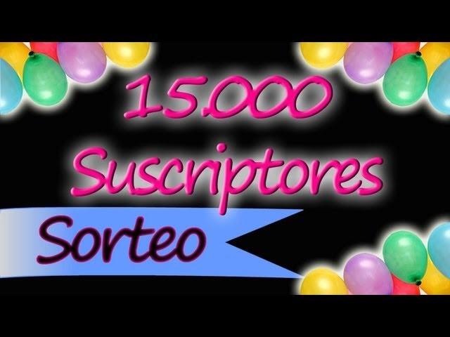SORTEO Internacional *Internacional Draw & Raffle*  15.000 Pintura Facil Concurso Gratis