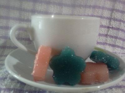 Tea time: Cómo hacer terrones de azúcar!?