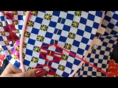 -6 bordado español con cony