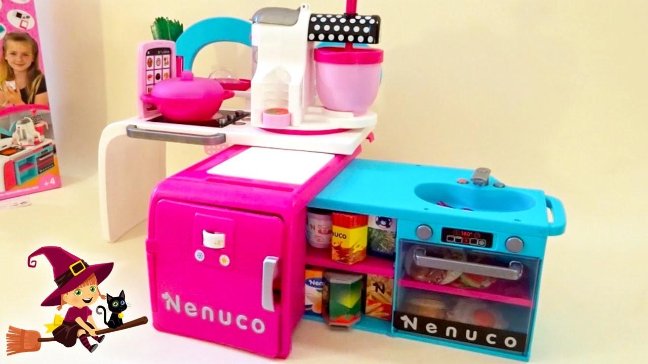 Cocina de Nenuco de Juguete | Juguetes para Niñas