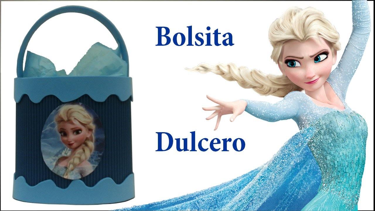 DULCERO DE FROZEN