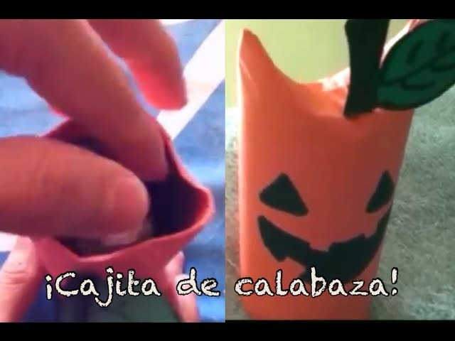 DULCERO PARA HALLOWEEN | DULCERO DE CALABAZA - Consejosjavier