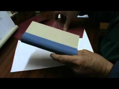 Encuadernación de libros 3 Las tapas