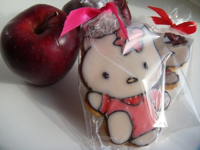 GALLETAS HELLO KITTY # 102 #