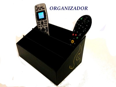 Organizador de escritorio, moviles, tablet. DIY, accesorios.