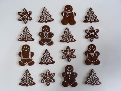 Receta: Galletas de Jengibre caseras -- Navidad -- Fácil