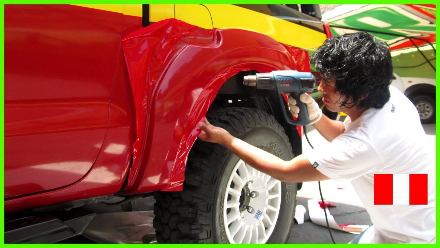 ROTULACION-PLOTEO VEHICULAR-RALLY DAKAR 2013 LIMA PERÚ | Car Wrap - applying vinyl vehicle