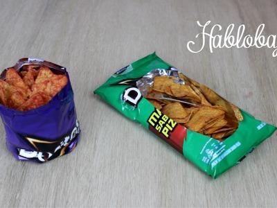 Tips fáciles para tus snacks . Seccion nueva - hablobajito