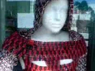 Carolina: 1-Ropa para damas con tejidos alternativos