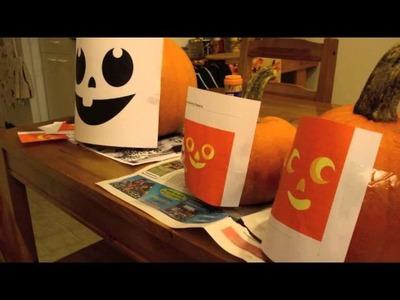 Cómo Decorar Calabazas de Halloween