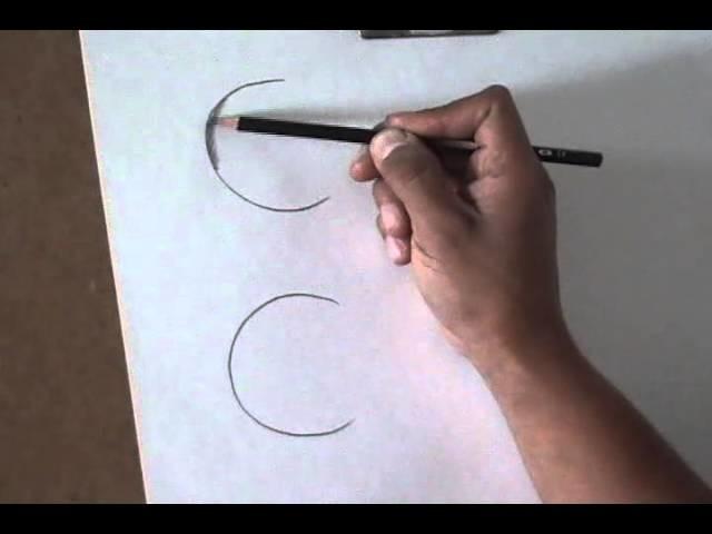 Dar Volumen con el Esfumino (Difumino) -Dibujo Artístico Profesional
