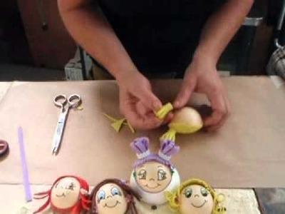 Fofuchas - como hacer un broche en goma eva
