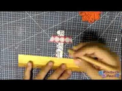 Libro De Pintura Para Navidad-DIY Como Hacer Flores de Papel How to Make Paper Flowers Manualidades