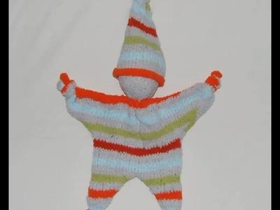 Moda bebes 2011-2012 patchwork ganchillo