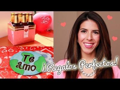 Regalos para el 14 de Febrero - San Valentín - Valentine's Day DIY Gifts