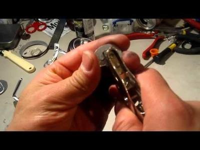 10mo tutotial como hacer una moto de lata paso a paso el final de la moto