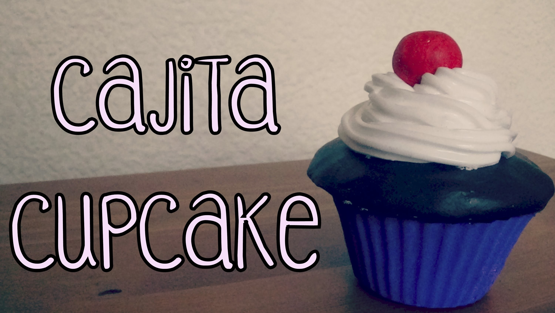 Cajita Cup Cake Cute. Para regalar o decorar! ^^