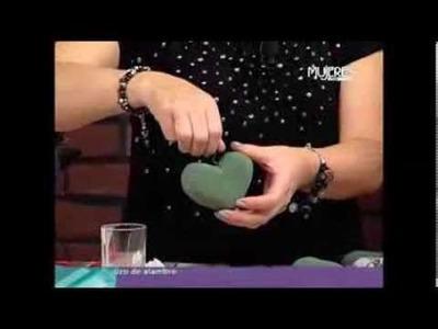 Cómo hacer Corazones para Colgar (METVC)