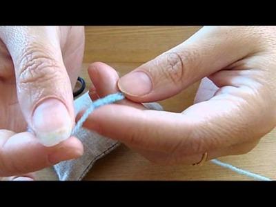 Lección 1: Curso de ganchillo de Cosas de Loly