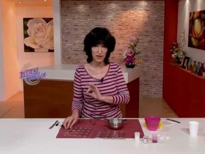 Mirta Biscardi  - Bienvenidas TV en HD - Nos enseña a prensar azúcar