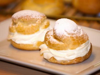 Pasta para Hacer Profiteroles o Pate a Choux en Español