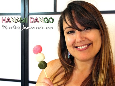 Receta de Hanami Dango - RecetasJaponesas.com