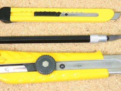 Tips para usar el cutter ¡que no conocias!  ✎ Craftingeek