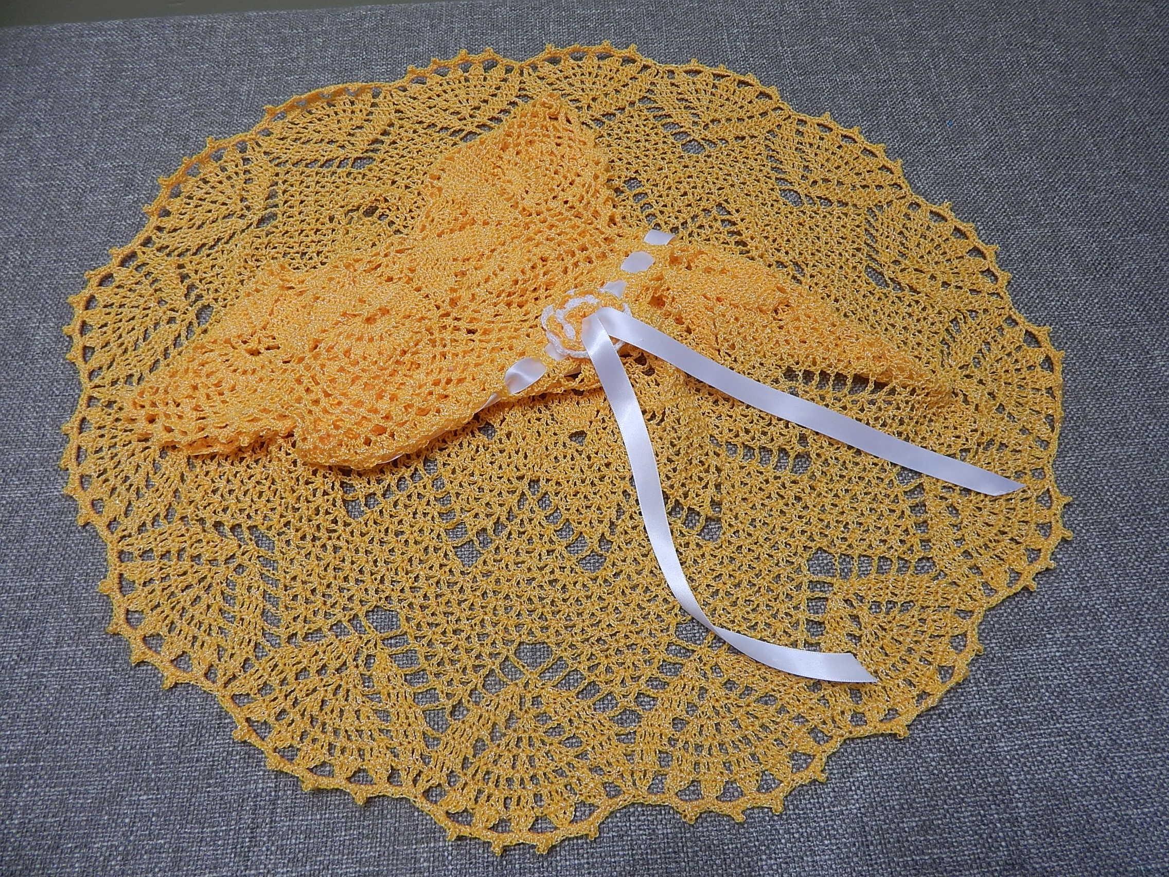 Vestido Zig Zag Crochet parte 3 de 3