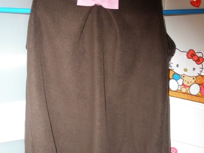 Como hacer un vestido para niña con una sudadera. Costura, Dress baby, kids.