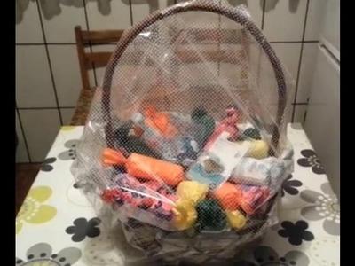 Cómo hacer una cesta para baby shower | facilisimo.com