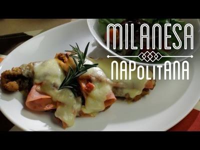 ¿Cómo preparar Milanesas a la Napolitana? - Cocina Fresca