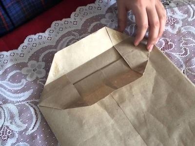 El Rincón del Artesano — Bolsa de Papel Kraft
