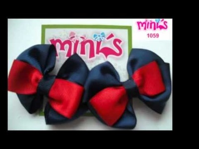 MOÑOS, DIADEMAS  MINI´S