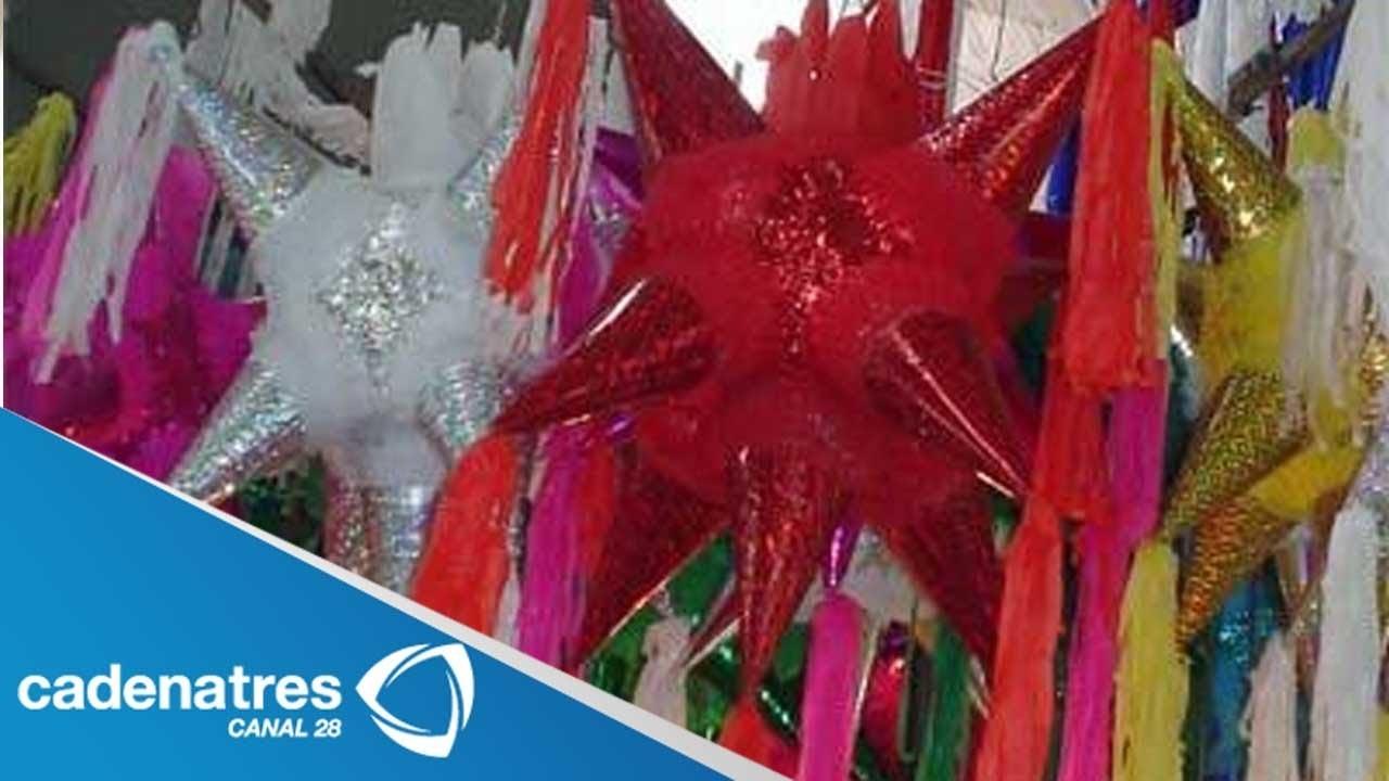 Piñata navideña, su origen y elaboración. ¿Qué significa la piñata navideña?
