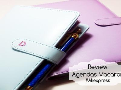 Review Agendas Macaron de Aliexpress. Una alternativa económica a las Filofax & Kikki K