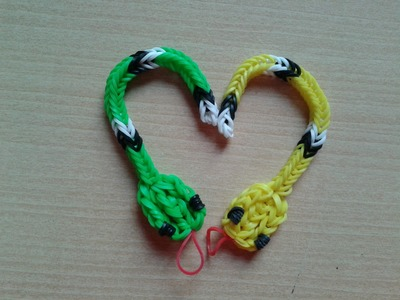 ♥ Tutorial: serpiente de gomitas (sin telar) ♥