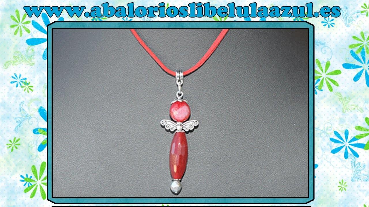 Manualidades bisuteria DIY collar VII - Detalles para bodas
