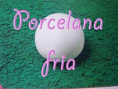 PORCELANA FRÍA FÁCIL - ★ DIY★