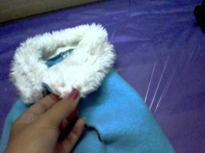Como hacer una capa para tu gato o perro
